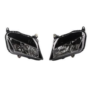 Dual-Haupt-Scheinwerfer-Versammlung-Passen-Honda-CBR600RR-2007-2012