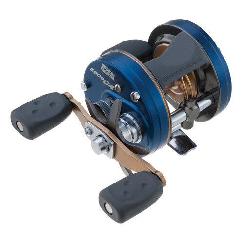 Abu Garcia Ambassadeur C4 6600 Round Baitcast Bass Trout Fishing Reel   129271