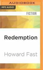 Redemption by Howard Fast (2016, MP3 CD, Unabridged)