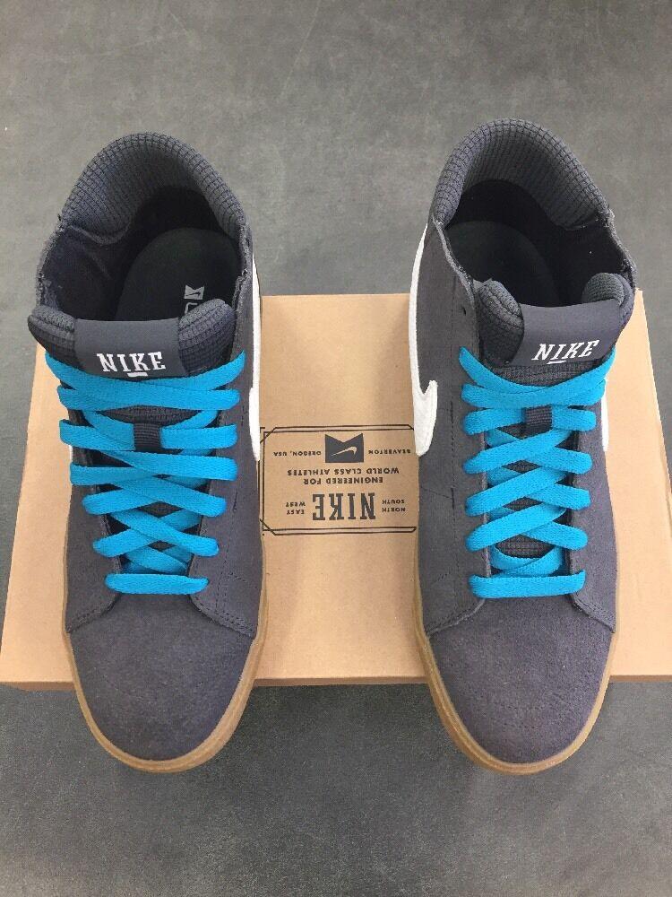 Nike Blazer Mid 510965-014 NIB DS DEADSTOCK sz 8. Vintage Classic Throwback SB.
