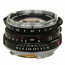 Voigtlander NOKTON 35mm f/1.4 MC Lens 35 f1.4 Multi Coated for Leica M Mount