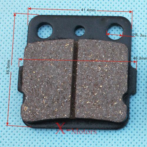 Rear Brake Pad for Honda Fourtrax TRX250X TRX250 X 1988 89 1990 1991 1992