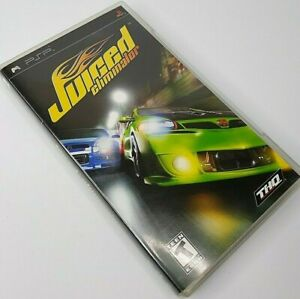 Juiced-Eliminator-Sony-PlayStation-Portable-PSP-Game-COMPLETE-w-Manual-Racing