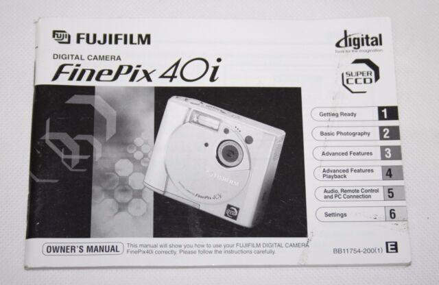 FINEPIX 40I WINDOWS 8.1 DRIVERS DOWNLOAD