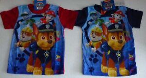 Paw-Patrol-T-Shirt-dunkelblau-oder-Rot