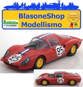 Ferrari-Dino-206-S-Coupe-039-25-Dnf-Lm-1966-N-Vaccarella-M-Casoni-1-18-CMR040