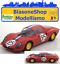 Ferrari-Dino-206-S-Coupe-039-25-Dnf-Lm-1966-N-Vaccarella-M-Casoni-1-18-CMR040 miniatura 1