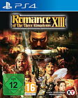 Romance Of The Three Kingdoms XIII (Sony PlayStation 4, 2016)