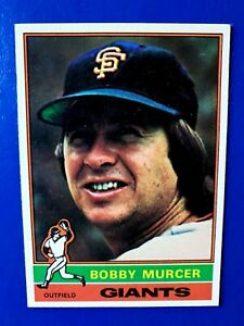 1976-Topps-San-Francisco-Giants-Baseball-Card-470-Bobby-Murcer
