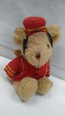 Affidabile Il Teddy Bear Collection Barney Il Fattorino Morbido Peluche Giocattolo Morbido Peluche-mostra Il Titolo Originale