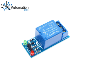 5V-Single-Channel-Relay-for-Arduino