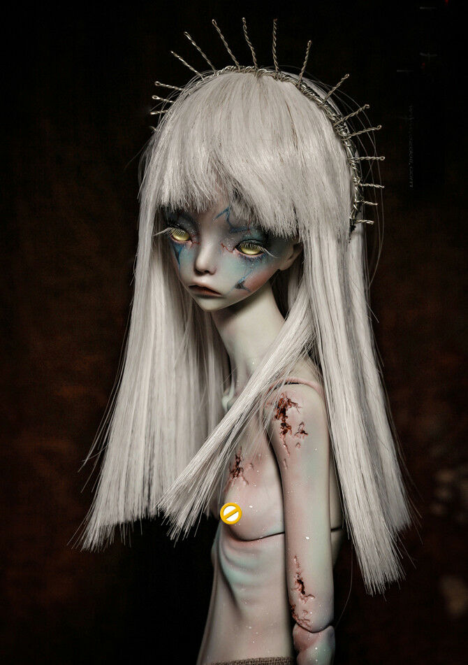 BJD ermitaño IX dzdoll Zombies Muñeca esqueletos Ojos De Resina BJD Gratis Envío Gratis