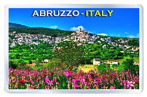 ABRUZZO ITALY MOD2 FRIDGE MAGNET SOUVENIR IMAN NEVERA