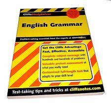 Cliffs Study Solver English Grammar EUC !!