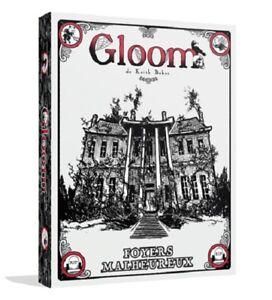 Gloom-Foyers-Malheureux-Extension-pour-Gloom-Jeu-de-societe-Neuf