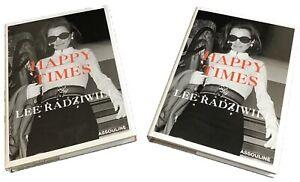 Happy-Times-by-Lee-Radziwill-2001-1st-Print-NEW-w-DJ-Memoirs-Kennedy-Onassis