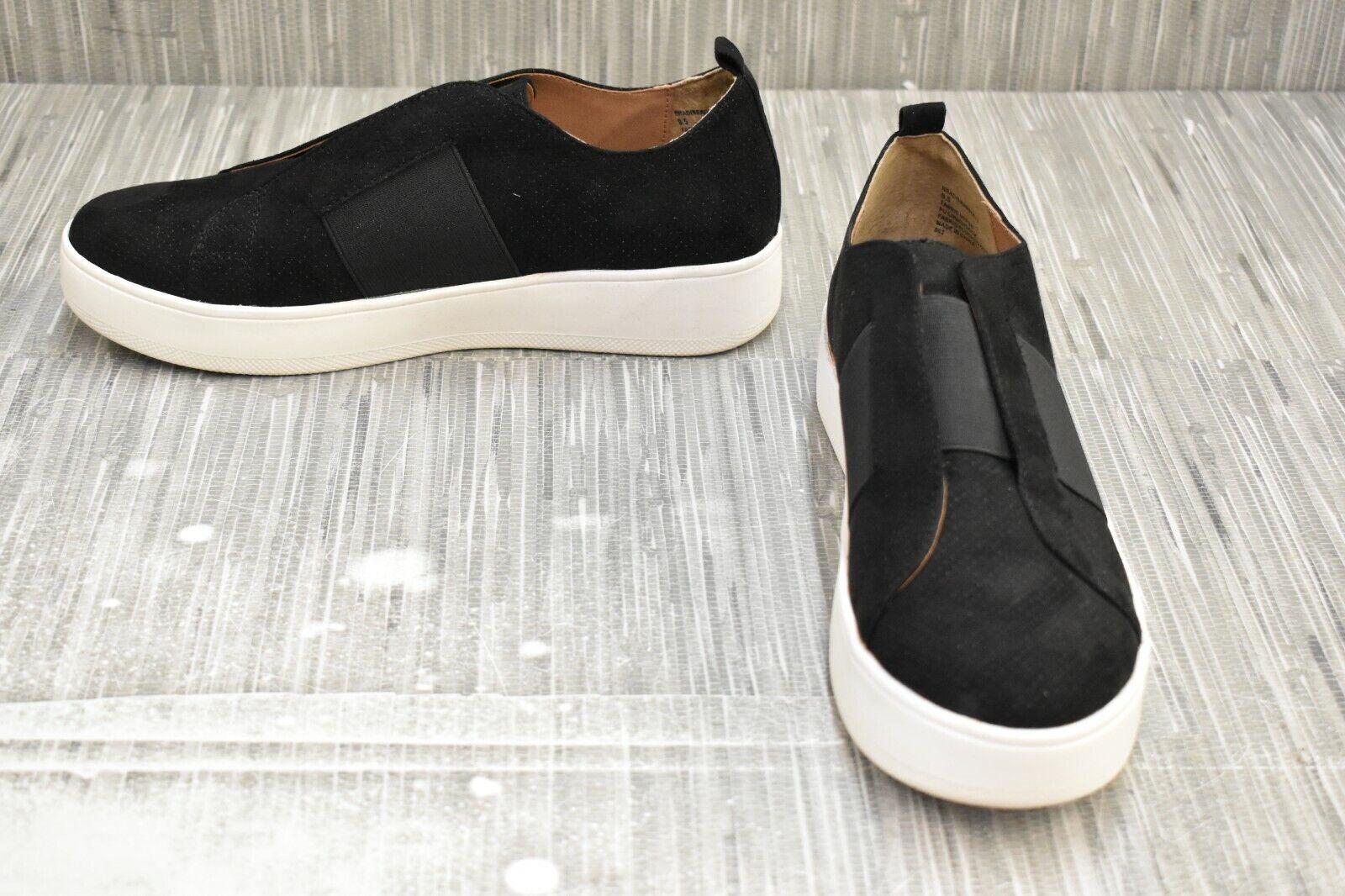 **Steve Madden Brad Casual Comfort Slip On Shoes, Women's Size 9.5, Black