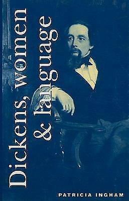 Dickens, Women and Language Hardcover Patricia Ingham