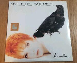 Mylene-FARMER-L-039-AUTRE-VINYLE-NEUF-SOUS-BLISTER