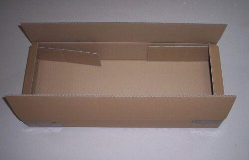 10 Kartons Bogenschlitzverpackung 510x200x80mm