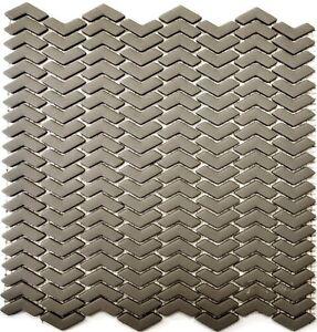 Mosaik-Fliese-Fischgraet-Vetro-cream-matt-Wand-Boden-Fliesenspiegel-140-HB33C-b