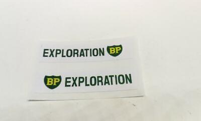 Matchbox 61b Alvis Stalwart BP Exploration decals only water slide or sticker