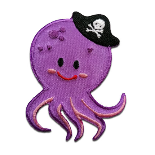 Iron on patches Pirates Application Embroided patch Appliques