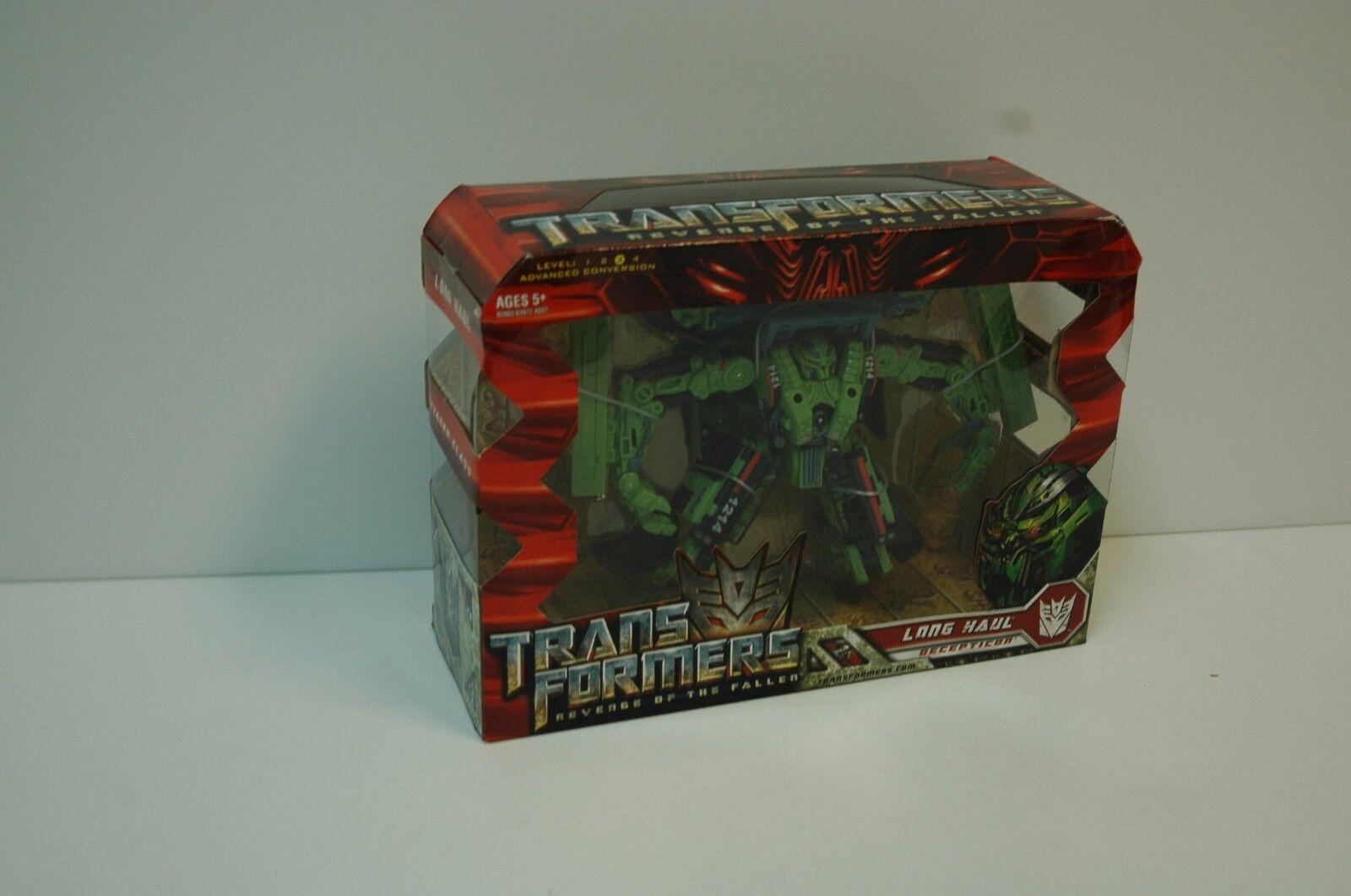 Transformers LONG HAUL Revenge of the Fallen MIB