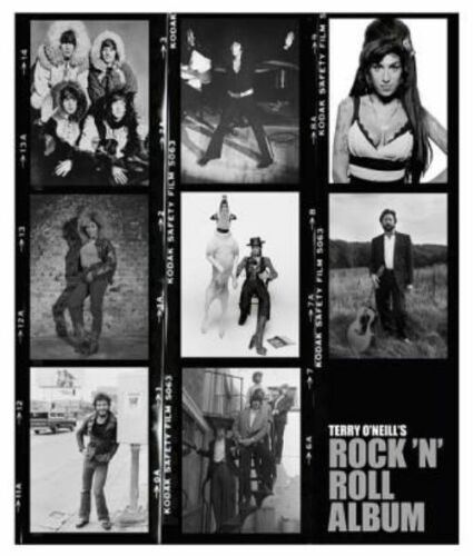 1 of 1 - Terry O'Neill's Rock 'n' Roll Album by Terry O'Neill (Hardback, 2014)