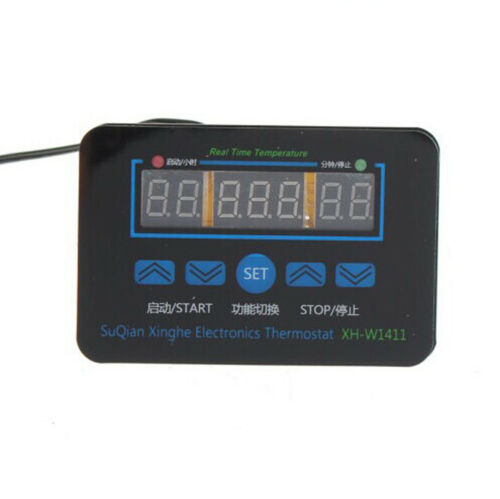 12V Multi-functional Temperature Controller Thermostat Control Switch XH-W1411