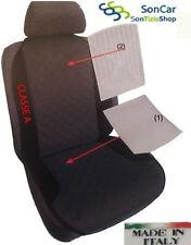 MERCEDES CLASSE A Schienale Coprisedile per Auto Ricamato disponibile più colori