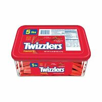 Twizzlers Twists (strawberry 5-pound Package) Strawberry Free Shipping