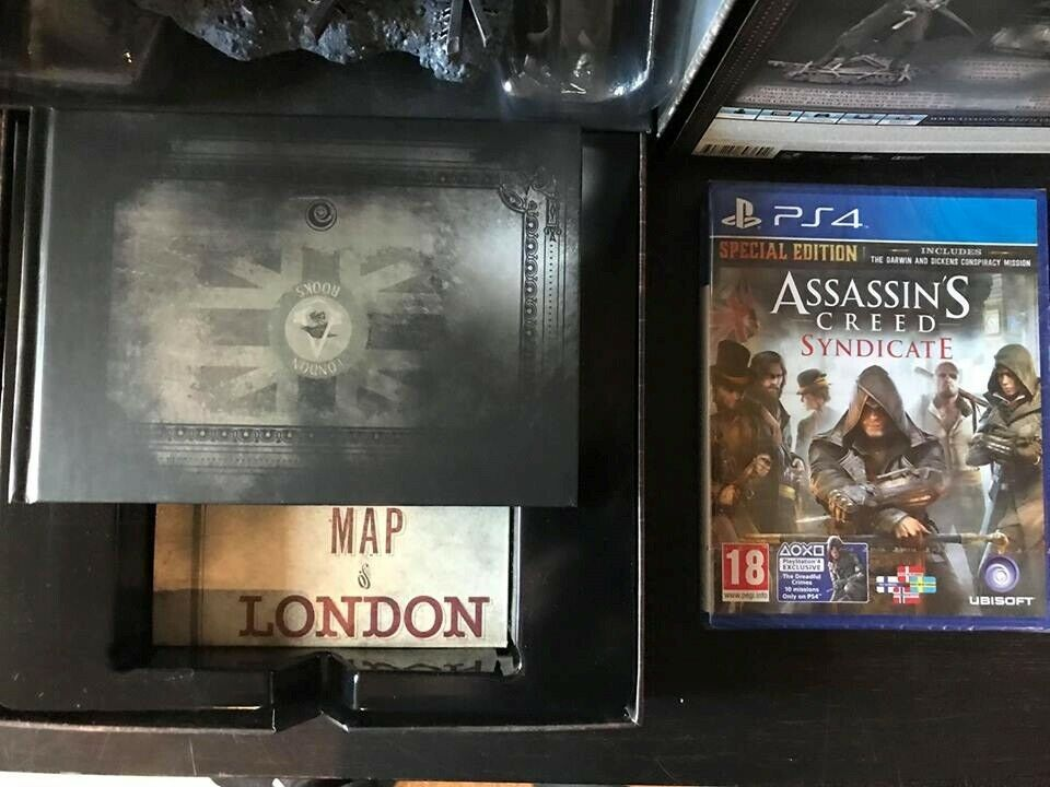 Playstation 4, Assassin's Creed Syndicate spil