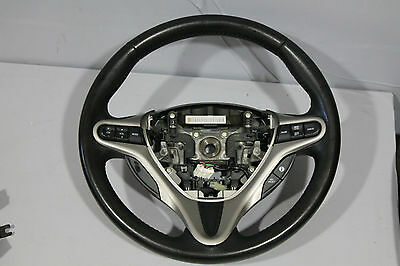 HONDA CIVIC MK8 STEERING WHEEL LEATHER MULTIFUNCTION 78500-SMJ-U516-M1
