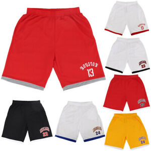 Men-039-s-Basketball-Sports-Shorts-Gym-Jogging-Swim-Board-Boxing-Sweat-Casual-Pants