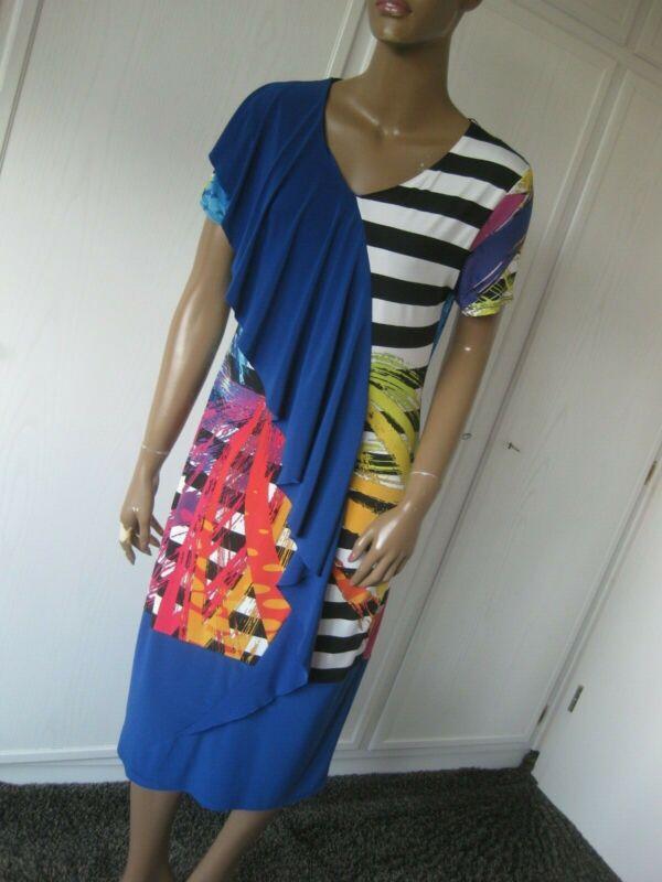 Aranza Italian Style Extravagantes Kleid Gr. 40