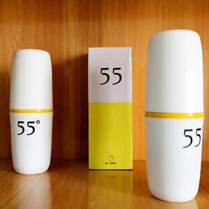 55-Degre-Tasse-Smart-Rapide-refroidissement-Cafe-Boisson-jus-de-fruits-bouteille-vide-280-ml