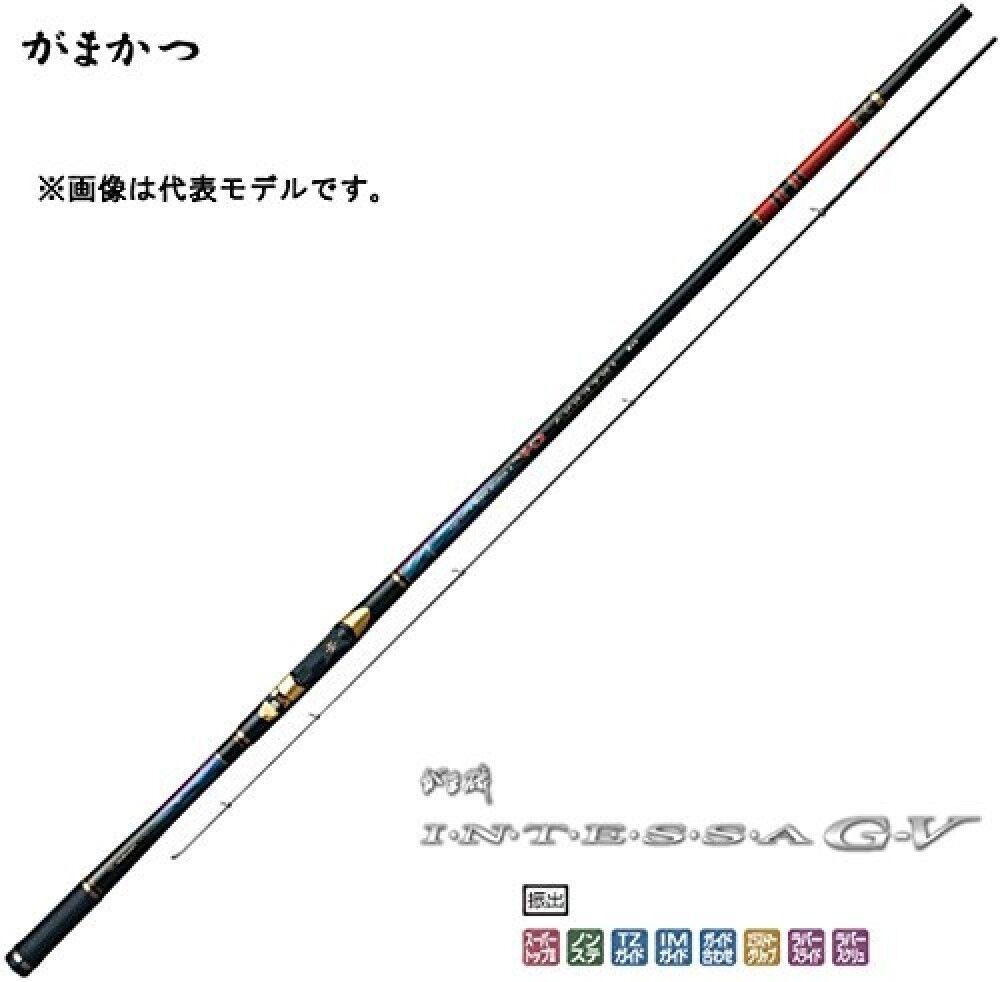 Gamakatsu Rod GamaIso Intessa G-V 2 gou 5.0m From Stylish Anglers Japan