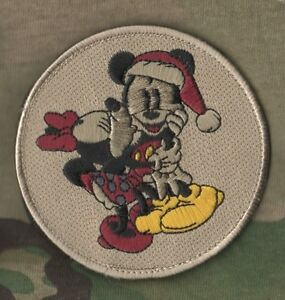 AFSOC COMBAT CONTROL DEATH on CALL TACP ODA velkrö PATCH: Micky Home-Coming Kiss