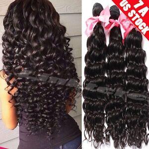 100-Unprocessed-Brazilian-Virgin-Human-Hair-Deep-Body-Wave-Bundles-Closure-Q677
