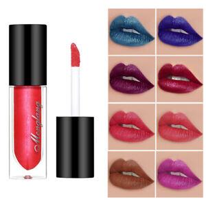 Liquid-Lip-Gloss-Glitter-Colorful-Waterproof-Long-Lasting-Lipstick-Cosmetic