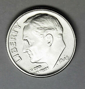 BU 1961 P Roosevelt Dime  100/% Fully Separated Horizontal Bands