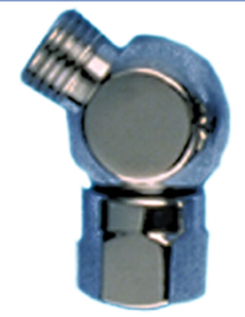 Adapter Regulator Angle LP Octo Hose Scuba Diving AA52