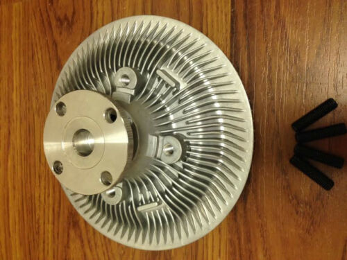 Engine Cooling Fan Clutch CZ stamp GM 69 70 71 72 Camaro Chevelle Nova Z28 L78