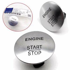 schl ssellos go engine start stop push button knopf schalter f r mercedes benz ebay. Black Bedroom Furniture Sets. Home Design Ideas