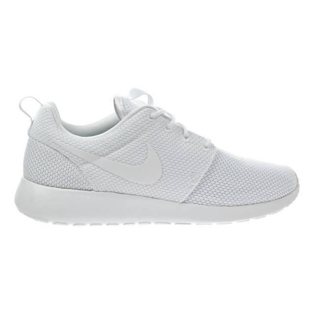 Nike señores roshe one blancoo blancoo 511881-112 talla. UK 8 9 9.5