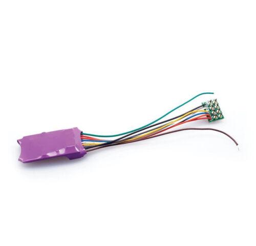 Soundtraxx 852003 MC2H104OP NMRA 8 pin plug /& 9Pin JST Decoder MODELRRSUPPLY