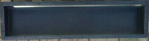 betonform Colle 100x22x8 2 stuc formes pour dispositif transdermique terrasen PLATEN