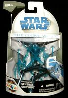 Hasbro Star Wars The Clone Wars Holographic General Grievous Action Figure Toys