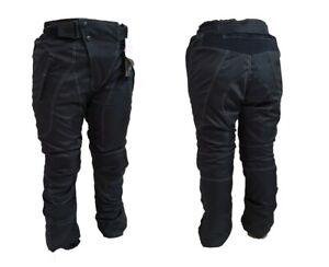 Pantaloni-da-moto-tutte-le-stagioni-3-strati-SHIELD-nero-con-cuciture-bianche